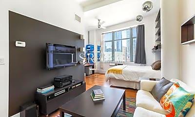 Living Room, 120 Greenwich St, 0