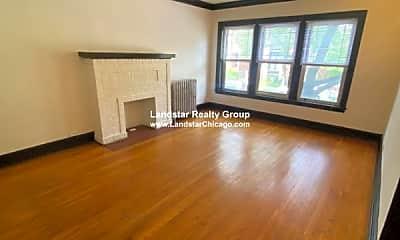 Living Room, 3655 N Racine Ave, 0