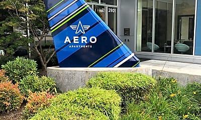 Aero Apartments, 1