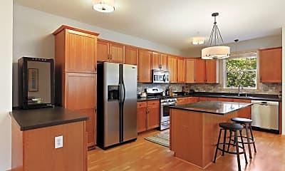 Kitchen, 301 Oak Grove St 211, 0
