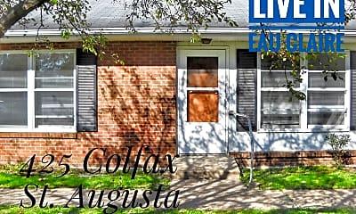 Community Signage, 425 Colfax St, 0
