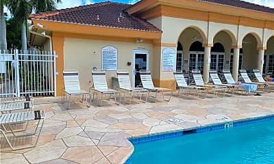 Pool, 15401 Bellamar Cir 612, 2