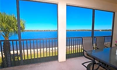 Patio / Deck, 10634 Smoke House Bay Dr 201, 1