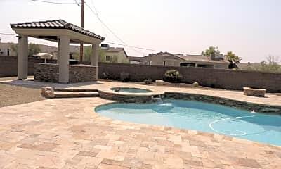 Pool, 2100 Mimosa Dr, 1