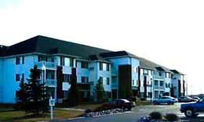 Building, Mendocino Village Apartments, 0