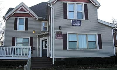 Building, 811 Washtenaw Ave, 1