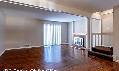 Living Room, 7130 King St, 0