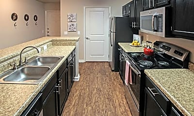 Kitchen, Marquis on Cary Parkway, 1