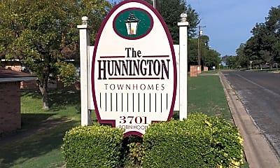 HUNNINGTON TOWNHOMES, 1