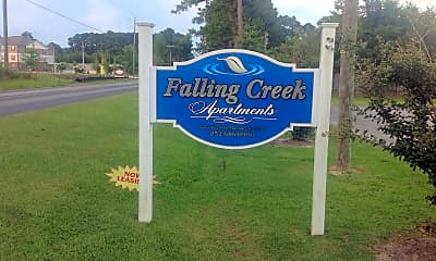 Falling Creek Apartments, 1