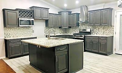 Kitchen, 6732 Cedar View Trail, 1