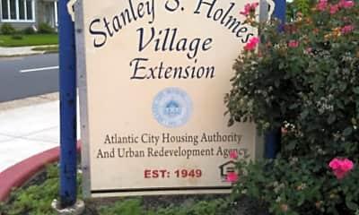 Stanley S. Holmes Village & Extension, 1