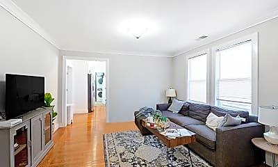 Living Room, 15-17 Nottinghill Road, Unit 2, 1