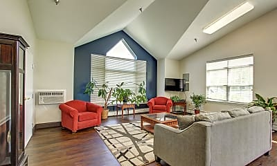 Clubhouse, Cayuga View Apartments, 0