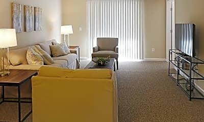 Living Room, The Glen at Perinton Hills, 1
