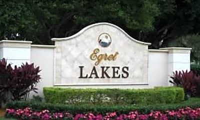 Community Signage, 8551 Egret Lakes Ln, 2