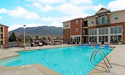Pool, ICO Monteval, 2