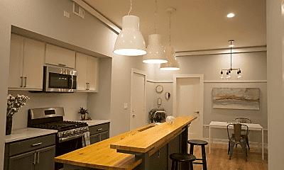 Kitchen, 2732 S Bonfield St, 1
