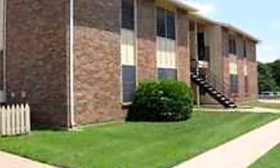 Building, Parkway Villas, 1
