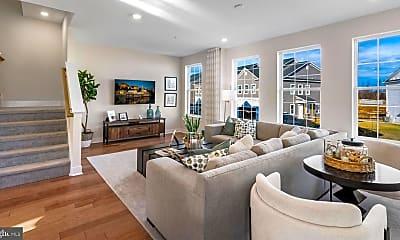 Living Room, 215 Red Leaf Ln, 1