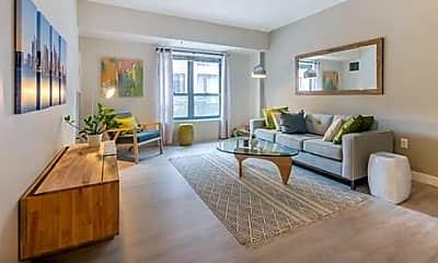 Living Room, 45 E Newton St, 2