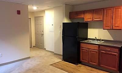Kitchen, 11 Lawrence St, 1