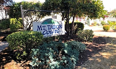 Mt Tabor Court, 1