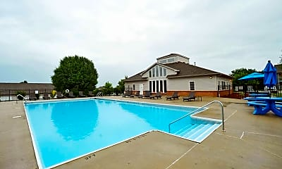 Pool, Amber Pointe, 0