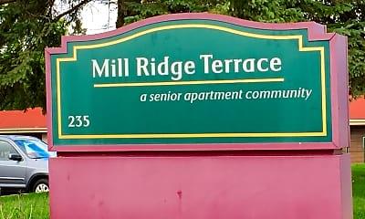 Mill Ridge Terrace, 1