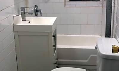 Bathroom, 536 W 159th St, 2