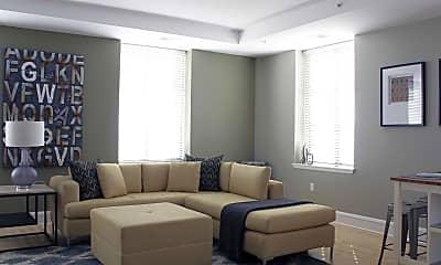 Living Room, The Barker, 1