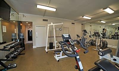 Fitness Weight Room, 1131 Stringers Ridge Rd 4K, 2