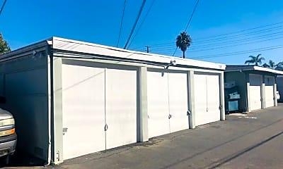 Building, 2261 Pomona Ave, 2