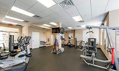 Fitness Weight Room, 2743 1st Street 1001, 2
