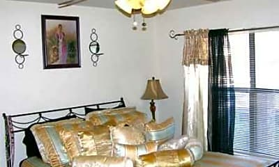 Bedroom, Mark I Apartments, 2