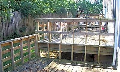 Patio / Deck, 111 Hiawatha Trail, 1
