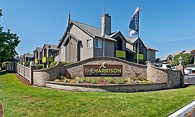 Community Signage, The Harrison, 0