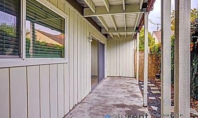 Patio / Deck, 475 S E St, Unit 4, 2