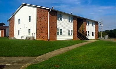 Hilldale Apartments, 2