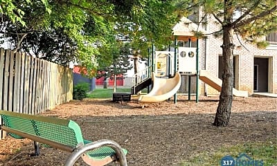 Playground, 2770 S East St, 2