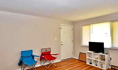 Living Room, 4651 Hilton Ave, 2