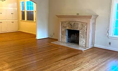 Living Room, 2604 Harkness St, 1