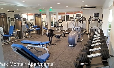 Fitness Weight Room, 5424 E Arbor Rd, 1