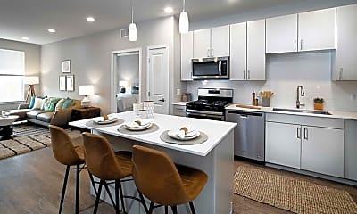 Kitchen, Avalon Norwood, 1