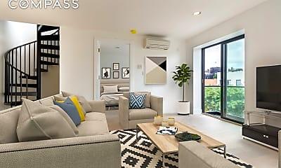 Living Room, 1164 Greene Ave 4-A, 0
