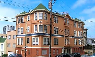 Building, 1184 Jackson St, 0