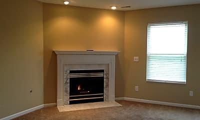 Living Room, 252 Choctaw Circle, 1