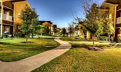 Courtyard, The Avenues At Shadow Creek Ranch, 2