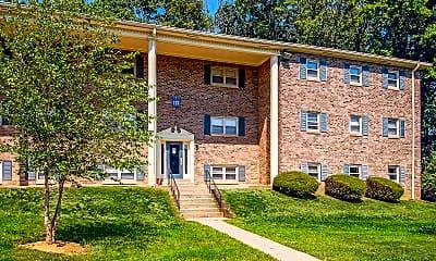 Building, Governor Mifflin, 1