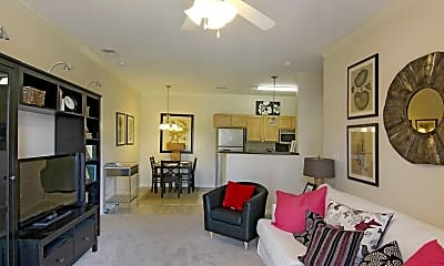 Living Room, The Arbors At Carolina Forest, 1